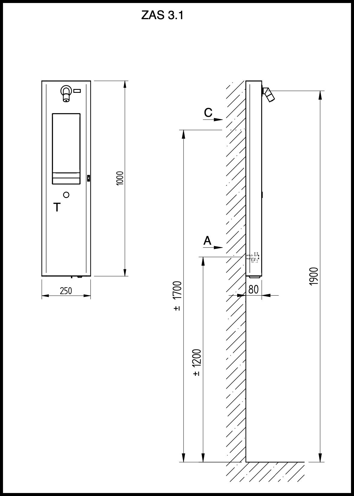 ZAS 3.1 schema